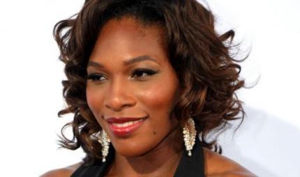 Serena Williams alle prese con i problemi di dentizione