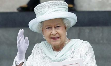 La regina Elisabetta sta meglio