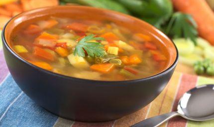 È il momento della zuppa!