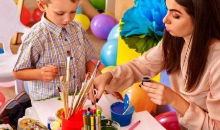 Kate rilancia il metodo Montessori