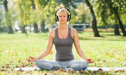 La musica per lo yoga