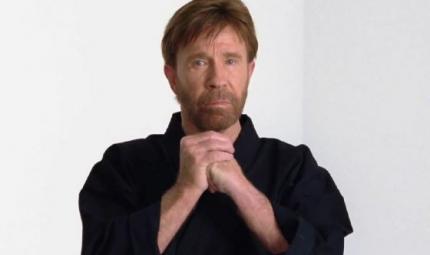 Due infarti per Chuck Norris