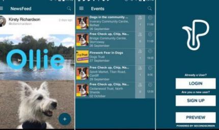 Nasce PetScene, il primo social network per animali