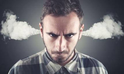 Imparare a controllare l'ira