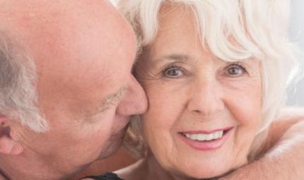 Sessualità attiva per un over 75 su 4