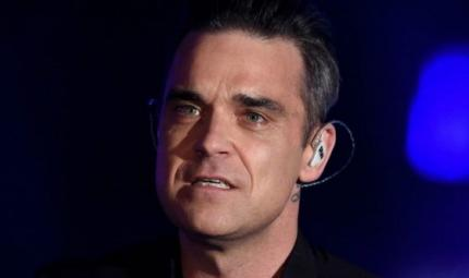 Robbie Williams di nuovo papà