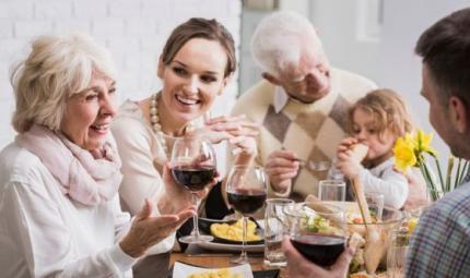 Festa dei nonni: come dovrebbero mangiare?