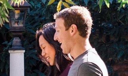 Zuckerberg vaccina la figlia