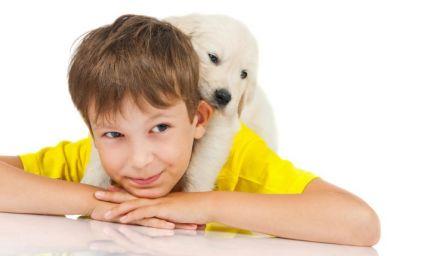 Le 10 razze canine migliori per i bambini