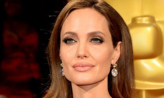 Angelina Jolie in menopausa
