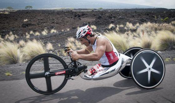 Alex Zanardi: «Quante cose da fare senza le gambe!»