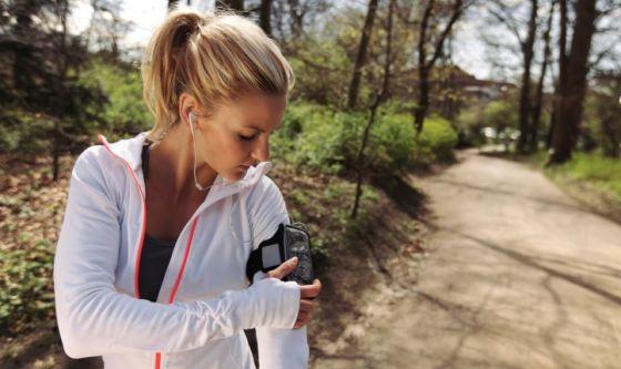 Smart tracker come guida per uno stile di vita più sano