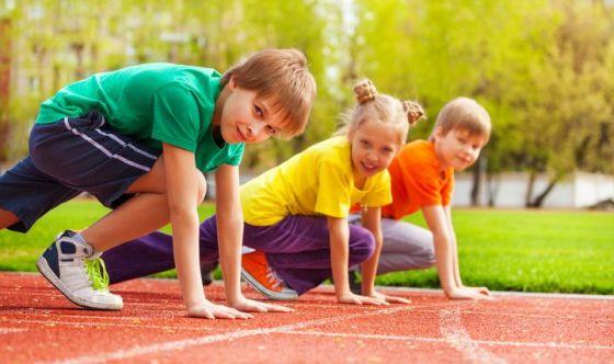 Perché i bambini sono instancabili come atleti?