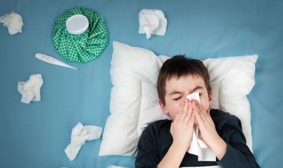 Raffreddore nei bambini: quando preoccuparsi?