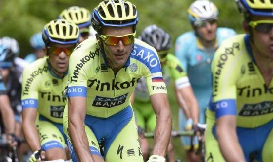 Tumore ai testicoli per Ivan Basso