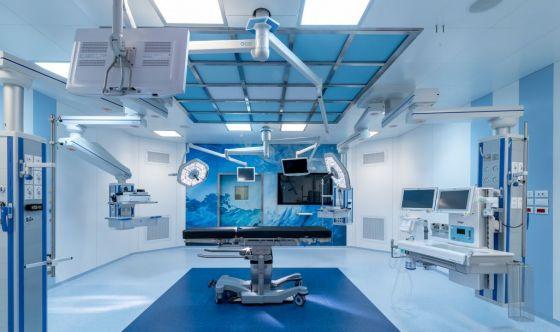 La sala operatoria del futuro