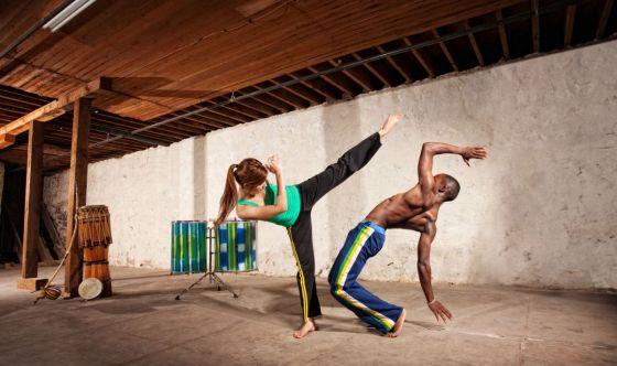 Arti marziali a ritmo di musica: Capoeira
