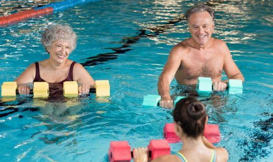 Fitness e terza età: elisir di giovinezza