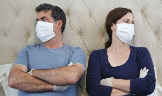 Infedeltà anche in tempo di pandemia