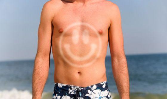 I rischi di tatuarsi scottandosi: cos'è la Sunburn Art