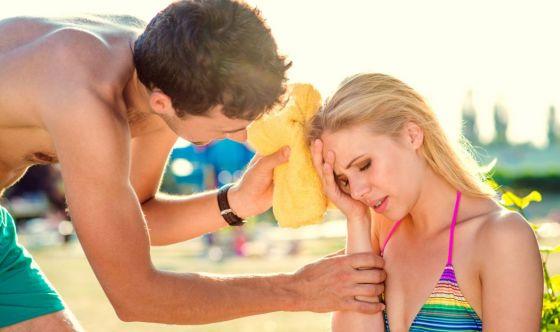 Piccoli disagi estivi, dalla congiuntivite all'herpes