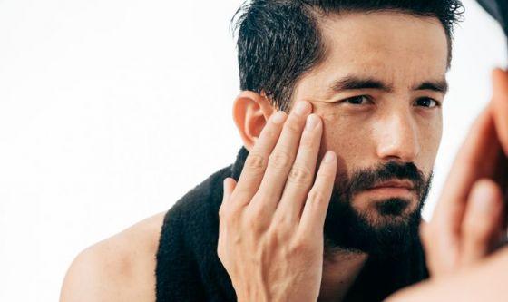 Cosmesi al maschile: anche il macho usa l'antirughe