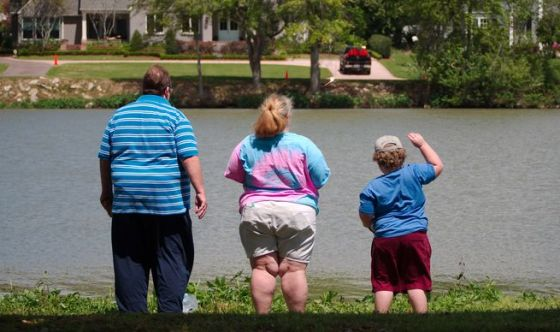 7 europei su 10 sovrappeso: più a rischio le aree rurali