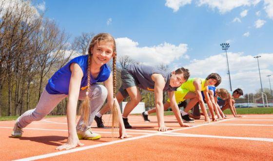 Attività fisica da piccoli rende più intelligenti da grandi