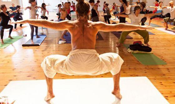 L'arte leggera dello Yoga