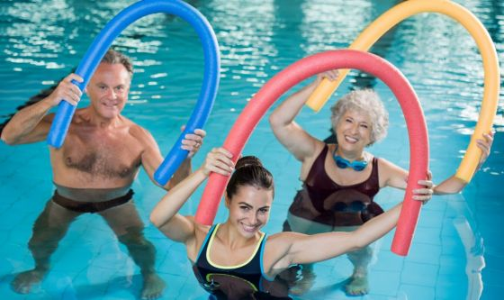 Acquapilates, lo sport che fa bene al corpo e alla mente
