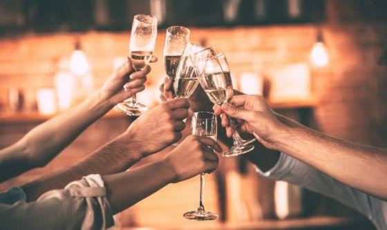 Attenzione all'alcol durante le festività