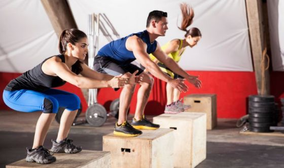5 buoni motivi per avvicinarsi al CrossFit