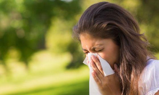 Allergie: colpiti un italiano su 4