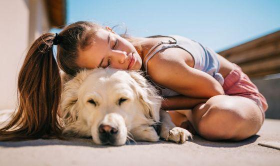 Crescere i nostri figli con un animale domestico