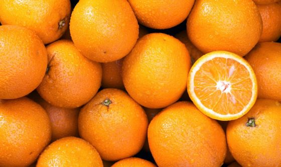 Le virtù dell'arancia