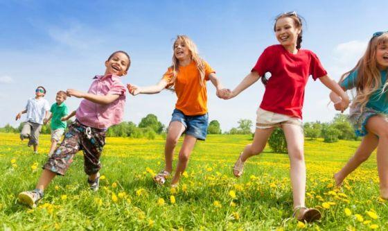 Primavera: benefici e rischi per i bambini