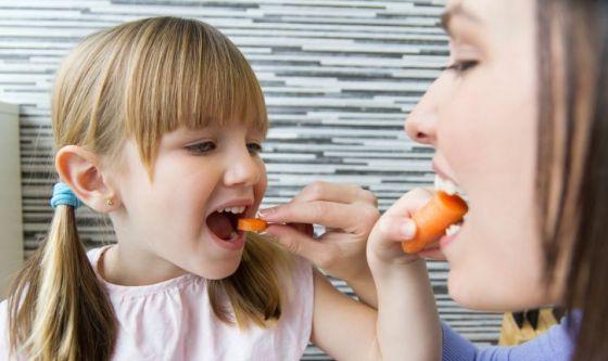Mamme italiane: quante ansie in tema di alimentazione!