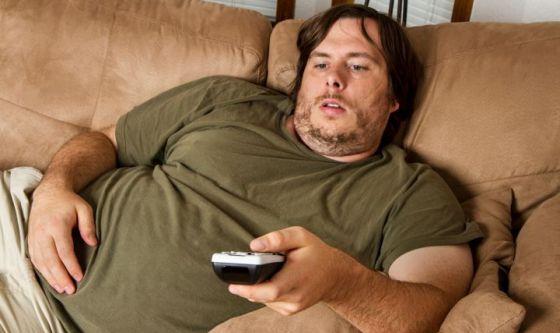 L'obesità è determinata anche dal reddito e dalla Tv