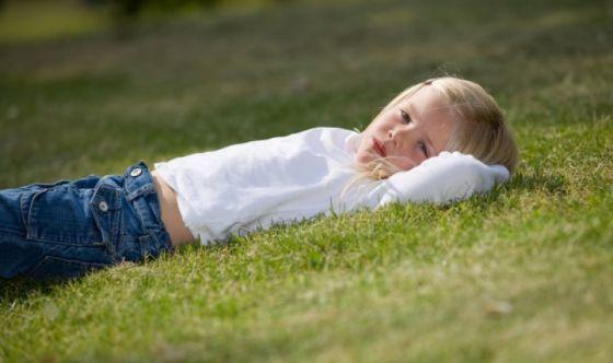 Cambio di stagione: anche i bambini ne soffrono
