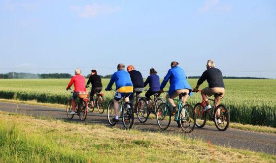 Senior in bicicletta:  5 consigli salvavita