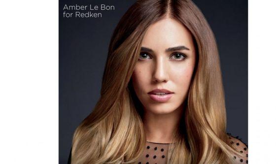 Amber Le Bon: indecisa tra bionda e castana? C'è il bronde
