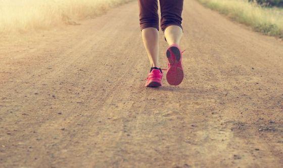 Dimagrire? Ecco la soluzione: walking bruciagrassi