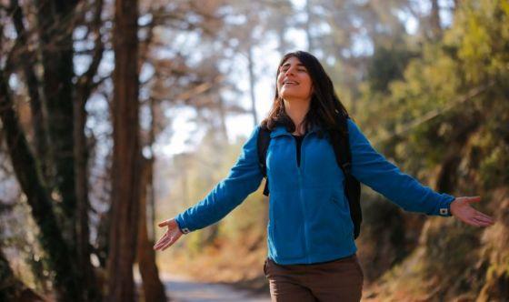Una piccola meditazione camminata