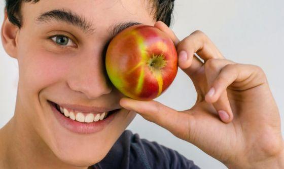Gli adolescenti e la nutrizione