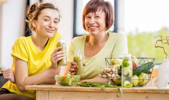 Ciò che mangiamo dipende anche dall'età che abbiamo