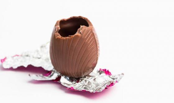 Bando alla Tv si al cioccolato fondente