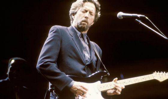 Eric Clapton sta diventando sordo