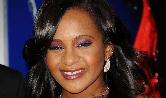 La figlia di Whitney Houston fuori dal coma