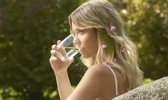 Psoriasi: la medicina è l'acqua