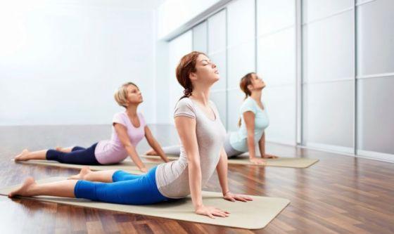Un metabolismo più veloce con lo yoga